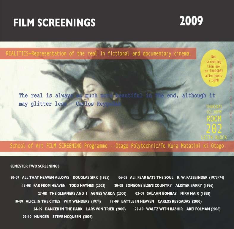 Film Poster 2009 V02