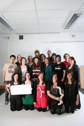 Class of 2009::Communication Design::Otago Polytechnic