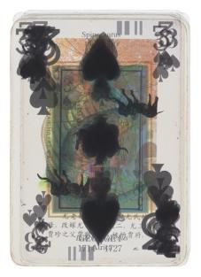 Art Work   Three of Spades (2011) Rachel K Gillies