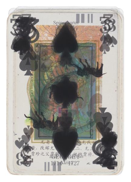 Art Work | Three of Spades (2011) Rachel K Gillies