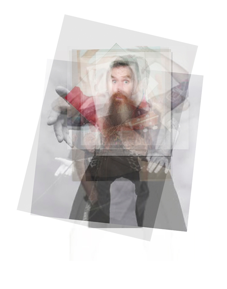 Art Practice | Martin Mor, Portrait (2012) Rachel K Gillies