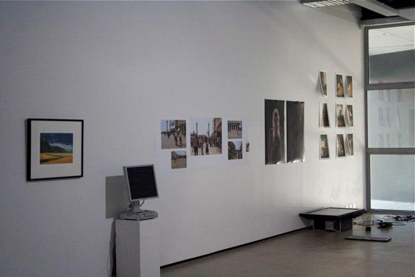 """about Photography"" exhibition (2011) Installation View"