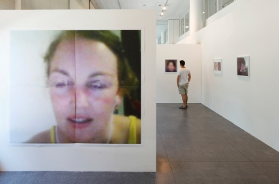 Exhibition | Thresholds (2013) Rachel K. Gillies | Image Credit: Ignacio Acosta