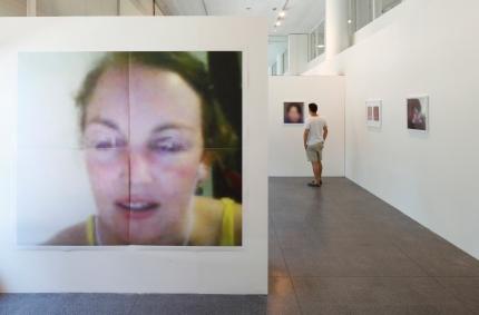 Exhibition   Thresholds (2013) Rachel K. Gillies   Image Credit: Ignacio Acosta