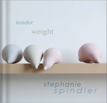 Graphic Design | Tender Weight Artist Book (2014) Rachel K Gillies