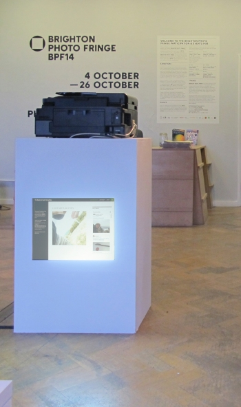 Exhibition   The Realm of Lost Virtualities (2014)